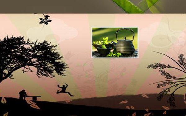 Poklidné posezení v čajovně s vodní dýmkou a několika lahodnými čaji se slevou 58%