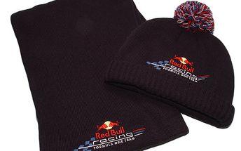 Set kulich+šála, Puma - kolekce RedBull racing F1