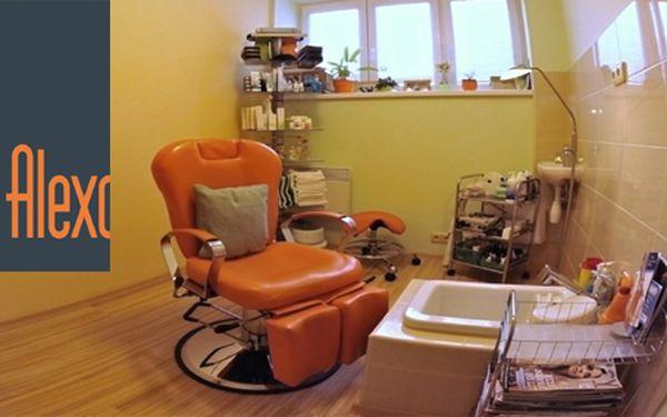 Dopřejte svým nohám péči, kterou si zaslouží! Pedikúra s masáží a P-Shine pro ženy či náročnější muže.
