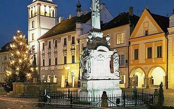 Pohádkový Silvestr pro DVA v Jižních Čechách se slevou 31%