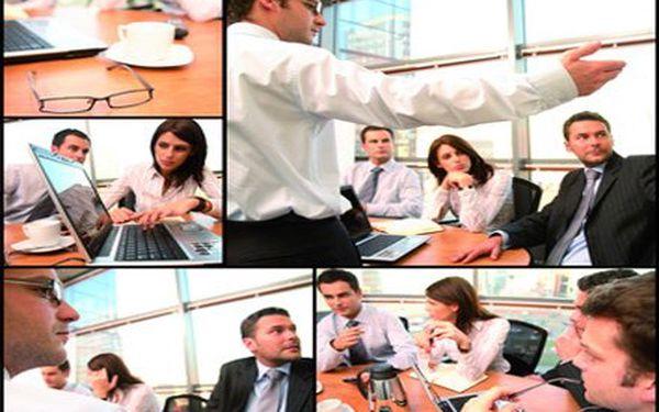 Exkluzivní nabídka pro manažery, koučing a mentoring jen 2.500,-Kč/hod