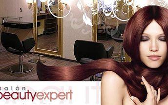 Odhaľte svoju krásu vďaka novému účesu (strih, umývanie, balzam, fúkanie) v kaderníctve Beauty Expert len za 11 €. Odstrihli sme 48%.