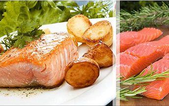 ČTYŘCHODOVÉ lososové menu PRO DVA se slevou 60% ve vyhlášené restauraci Betlém. Navíc se skleničkou drahého vína a možností vyhrát voucher na 2000 kč volné konzumace!