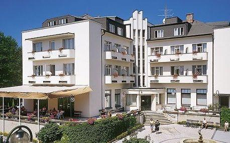 Silvestr v Hotelu Grand v Lázních Bělohrad se slevou 40%
