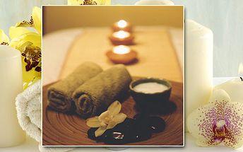 Bylinná masáž dle vlastního výběru a harmonizující masáž s působením na bolestivá místa zad. Dvě masáže za jednu cenu!