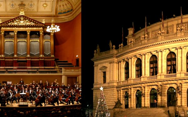 Novoroční koncert ve Dvořákově síni Rudolfina dne 1.1.2011 od 20h. za pouhých 399kč! Počet voucheru je limitovaný. Během tohoto dvouhodinového koncertu se představí jeden z našich nejznámějších houslistů p.Ženatý v doprovodu Severočeské filharmonie Teplic