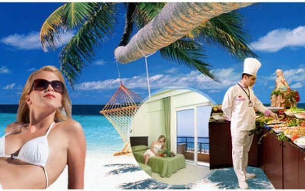Exkluzivní nabídka letní dovolené v prosluněném Turecku! Doprava letecky, ubytování ve tříhvězdičkovém hotelu s ALL INCLUSIVE za úžasných 8.740 Kč za osobu, včetně tax! Využijte této jedinečné nabídky, kterou jinde nenajdete!