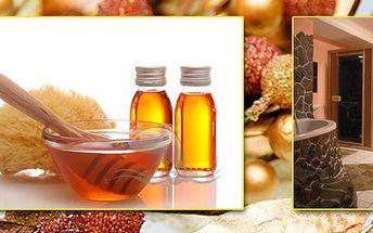 INFRASAUNA s medovou masáží a chřipka nemá šanci! Skvělá nabídka posilující a detoxikační kombinace. Vyzkoušejte a sami uvidíte!