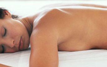 Voňavá masáž nebo akupresura probudí vaše tělo do nového roku.