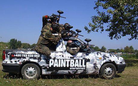 149 Kč místo 400 Kč za nejlepší paintball v Praze! Kompletní vybavení, ochranné pomůcky, instruktáž a 100ks střeliva zdarma! Připravte se na jarní bitevní akci a pořádný adrenalin už teď, kupony platí do konce června!