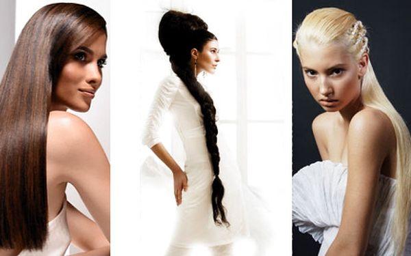 Prodloužení vlasů metodou TAPEX - nejpoužívanější metodou prodlužování vlasů v USA i v Evropě... Již žádné pramínky, žádné cuchání vlasů, jen kvalitní krásné a dlouhé vlasy a pro Vás se slevou 63%.