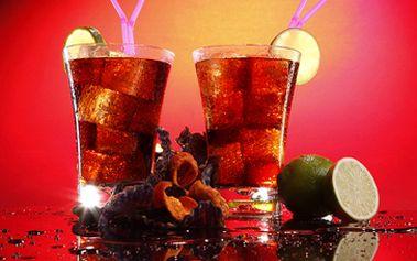 4 skvělé drinky CUBA LIBRE (4cl Havana Club rum, 15cl Coca-cola, limetka, led). Zajděte s přáteli do stylového SURDAS' BARU v centru Brna vedle Městského divadla. 4 drinky jen za 145,- Kč s 52% slevou!
