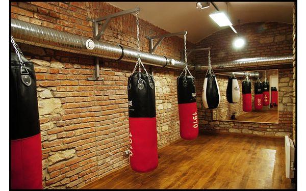 10lekcí boxu v luxusním studiu WWW.YANKA.CZ
