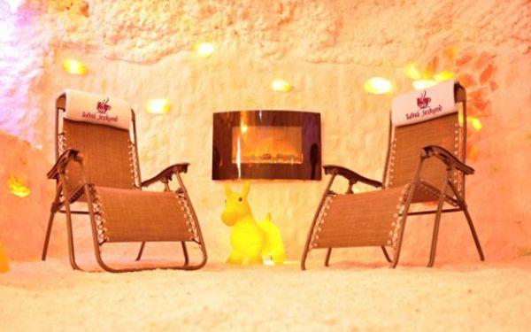 Uvolněte své tělo v solné jeskyni a dopřejte mu relax za skvělých 69 Kč. Jako bonus navíc obdržíte kávu Filicori Zecchini!