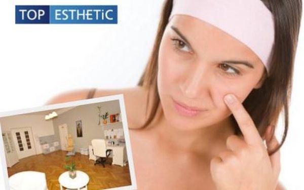 499 Kč za laserovou epilaci libovolné partie, omlazení obličeje nebo odstranění akné na klinice TopEsthetic v Praze. Sleva až 67%