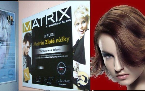 Profi dámský kadeřník (mytí, střih, foukaná, styling a regenerace) za pouhých 269,- Kč. Melír nebo barva při koupi dalšího voucheru. Profesionální vlasová kosmetika značky L´OREAL.