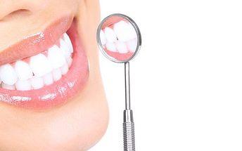 Bělení zubů novou metodou z USA. Pokud chcete rozzářit Váš úsměv, neváhejte a přijďte vyzkoušet tuto techniku. Pěkný úsměv Vám dodá sebevědomí a mladistvost!