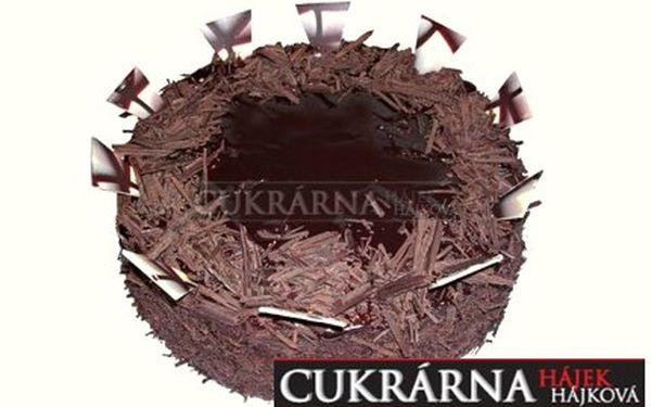 Jen 249 za čokoládový dort Madagaskar o váze 1600g – ochutnejte ferrari mezi dorty o průměru 22cm. K osobnímu odběru do 24hod od objednání, balné máte v ceně! Vše v oblíbených cukrárnách Hájek & Hájková!