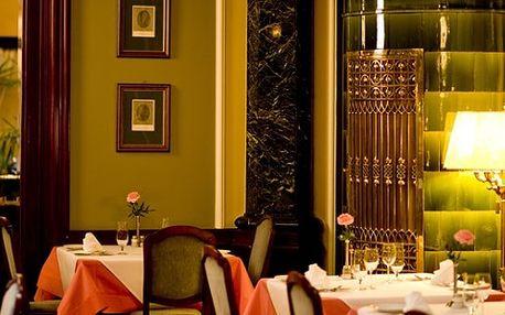 Luxusní pobyt pro DVA v pražském Hotelu Esplanade ***** se slevou 25%