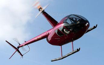 Let vrtulníkem s instruktáží