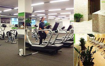 Jen 175 Kč za celodenní vstup do sportovního a relaxačního centra VIVA FITNESS v hodnotě 349 Kč. Posilovna, spinning i rozsáhlé wellness s vířivou vanou a bazénem. Kompletní služby se slevou 50 %.