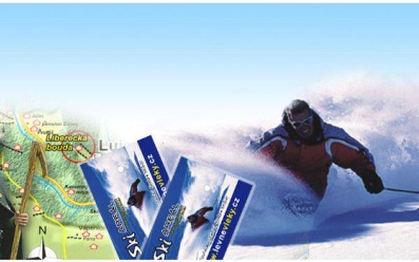 Využijte perfektní podmínky a jeďte si zalyžovat do Krkonoš za půlku ceny! HyperSlevy pro Vás mají super nabídku, DVA celodenní skipasy pro dospělé, jen 349 Kč za oba!