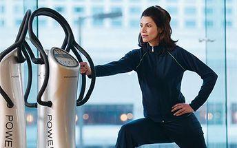 Zatočte s nadváhou na PowerPlate a vytvarujte postavu na Rolleticu! Jen 55 Kč místo původních 130 Kč za půl hodiny na jednom z těchto přístrojů + přístrojová analýza tělesného tuku!