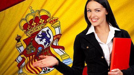 Individuální kurz španělštiny u Vás doma od začátečníků po středně pokročilé. 10 x 90 minut. Naučte se mluvit španělsky snadno a rychle s 50% slevou za 3750 Kč!