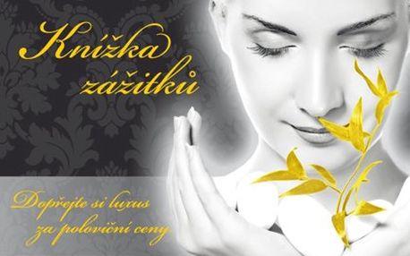 Exklusivní zážitková KNÍŽKA se kterou ušetříte až 42 000 Kč. Získejte 32 slevových poukazů se slevami 50% do těch nejexklusivnějších podniků po celé Praze. Dopřejte si luxus za exkluzivní cenu 990 Kč!