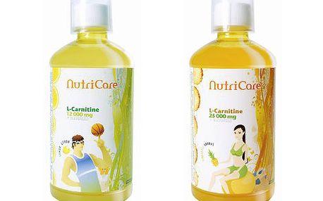 49 Kč za kupon v hodnotě 100 Kč na NutriCare produkt L-Carnitine! Příznivě zvyšuje spalování tuků, snižuje cholesterol a krevní cukr, podporuje mozkovou činnost, zlepšuje stav vlasů, nehtů a pleti, zvyšuje kondici, potlačuje únavu aj.