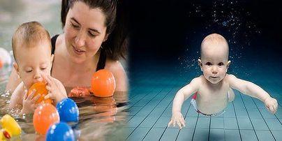 Plavaní dětí Žabičky