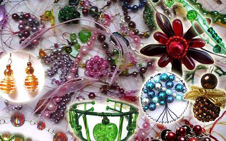 Šperky připravené na míru s 53% slevou, za pouhých 119 Kč.