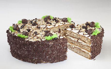 Švestkový dort podle starodávné slovanské receptury.