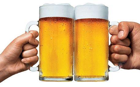 Neomezená konzumace točených belgických piv za neuvěřitelnou cenu!