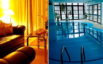 Luxusní 3-denní pobyt v INTERHOTELU AMERICA**** pro 2 osoby. BALÍČEK SLUŽEB OHROMUJÍCÍ ŠÍŘE! Ideální příležitost strávit romantické chvíle ve dvou v prostředí jižních Čech.