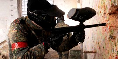 Paintball Liberec
