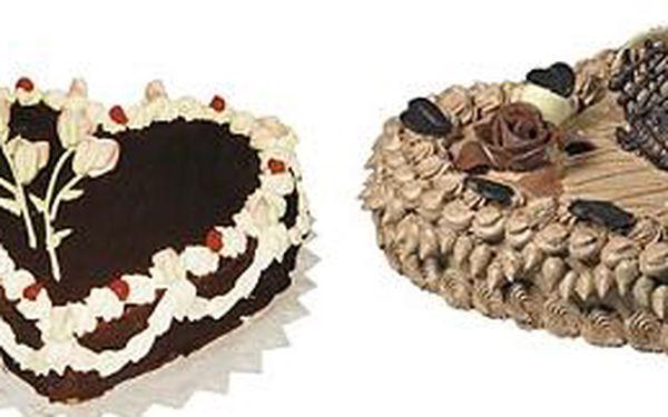 Svátek sv. Valentýna se nezadržitelně blíží a vy možná dosud ještě nevíte … jaké dárky na Valentýna dát své milé či svému milému. Dárek na Valentýna by měl být totiž originální a vybíraný s láskou. Nechte vytvořit svému milému dort dle vašich představ se