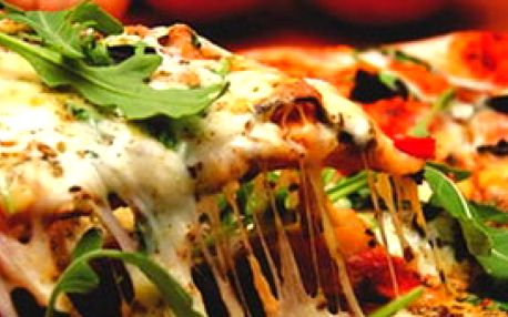 Dejte si do nosu! Nechte si přivézt DVĚ MAXI pizzy dle vašeho výběru za cenu jedné!! Vyberte si kterékoli dvě pizzy z 39 druhů a zaplaťte za ně jen 199 Kč místo 398 Kč!