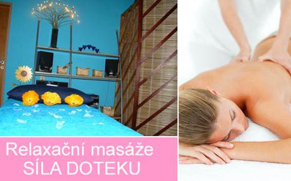 Zapomeňte na starosti a stres. Odpočinek při částečné relaxační masáži v prostorách salonu Neffira jen za 150 Kč. Relaxujte se slevou 57%.