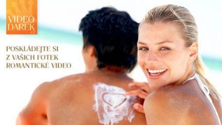 Darujte k VALENTÝNU Váš příběh lásky na DVD! Vaše společné fotografie Vám videodárek.cz přetvoří na krásné video s romantickou hudbou, moderními efekty, hravými titulky a valentýnskými obrázky s Vaším vzkazem a pošle poštou za pouhých 299 Kč!