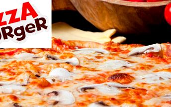 3 skvělé chutné pizzy dle vlastního výběru jen za 199 Kč až do domu! Sleva 50% a rozvoz zdarma! Ochutnejte pizzu z Pizzaburgeru, určitě budete spokojeni.