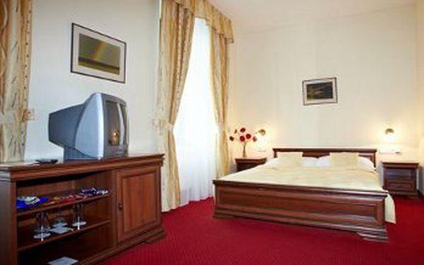 Luxusní romantický pobyt pro dvě osoby na 3 dny v komfortním pokoji v Hotelu Hejtmanský dvůr s 51% slevou!!!