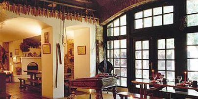 Restaurace Starý Vrch