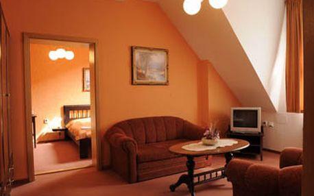 Úžasná romantika - Hotel Akademie, Hrubá Voda u Olomouce