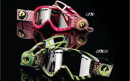 299 Kč za kupon v hodnotě 500 Kč na kvalitní značku Dragon! Kupony se vztahují i na nákup produktů, které jsou v akci či ve slevě! Brýle na lyže, snowboard a motokros, sluneční brýle, oblečení a doplňky přední americké značky Dragon! Moderní design, ověře