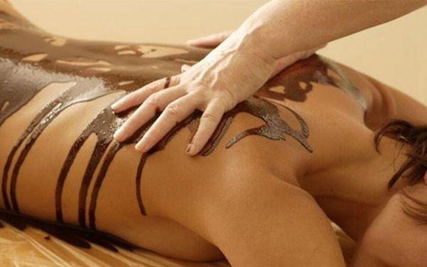 Rozmazlovací čokoládová masáž a lifting obličeje pro ženy s parádní slevou 42%!! Cena 1040 kč je minulostí, platíte jen 605 kč!!