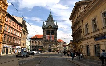 Nechte se unést romantickým výhledem v centru Prahy.