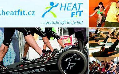 Potřebujete zhubnout, posílit svaly nebo se třeba jen odreagovat? Zajděte si do HEATFIT ve Zlíně. Nabízíme 3 libovolné lekce cvičení se slevou 50 procent. Můžete si vybrat H.E.A.T. program, spinning, zumbu, body form nebo třeba pilates. Cena pro Vás 150