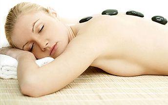 Jen 245 Kč za naprosto úžasnou 60 minutovou masáž lávovými kameny zad a šije! Hledáte perfektní dárek pro sebe a své blízké? Dopřejte si péči opravdu zkušených masérek i silné energetické vibrace lávových kamenů se slevou 51%!