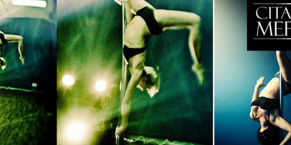 Probuďte své sebevědomí a ukažte, co ženské tělo dokáže ! ! ! Kurz Pole Dance nyní s 51 % slevou jen za 999 Kč za semestr ! ! !